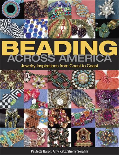 Book Review Beading Across America The Beading Gem S Journal