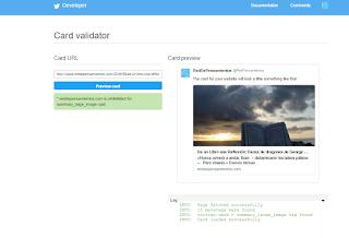 TecnoPensamiento: Potencia tu web o blog en Redes Sociales I (Twitter Cards)