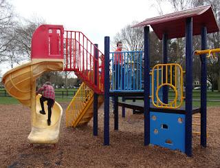 milton park southsea play area