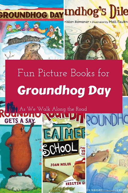 Picture books for Groundhog Day