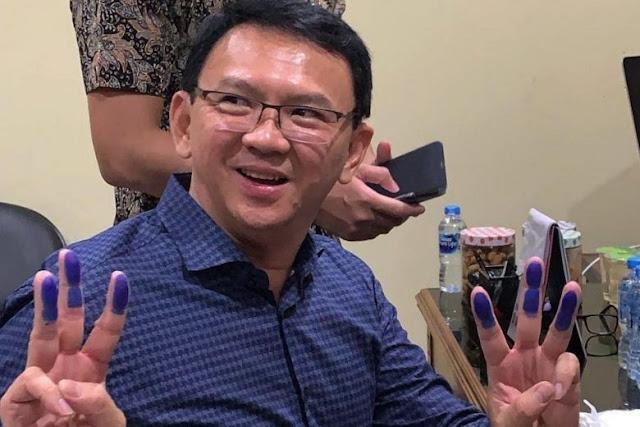 Keluarnya Ahok Dari Penjara Menjelang Pemilu 2019