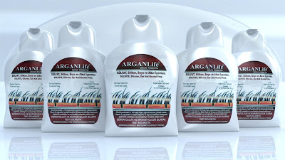 Arganlife Hair Thinning Shampoo