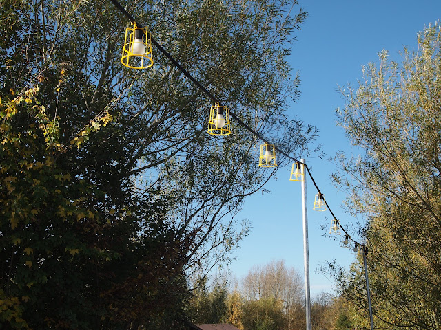 JCB Zone Construction lantern lights