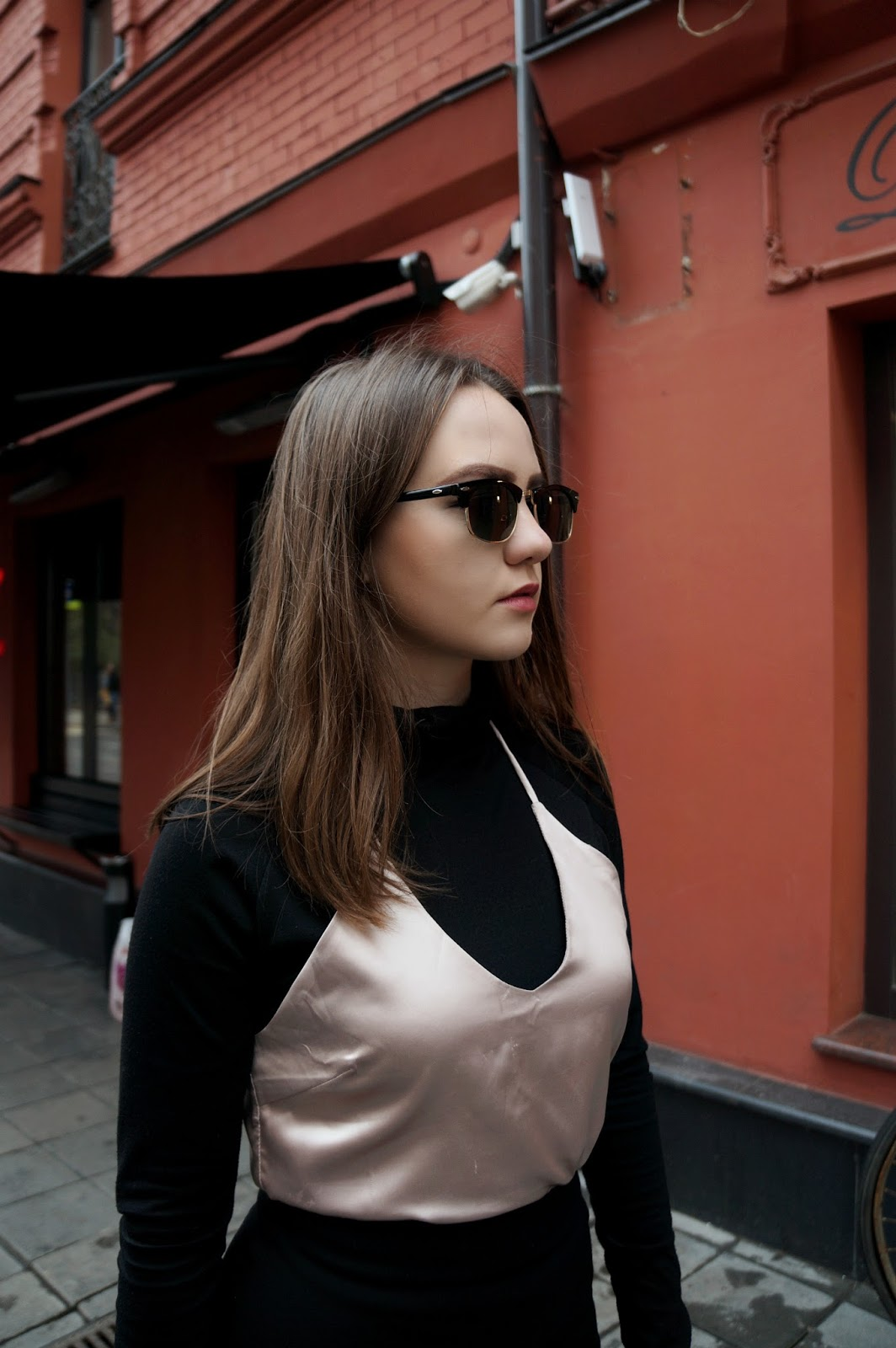 Fashion Blogger | Alina Ermilova | Vintage Sunglasses
