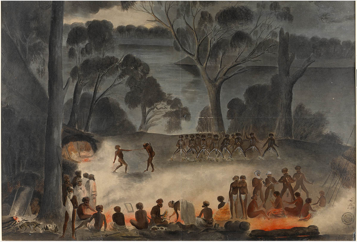 The Causes and Nature of Aboriginal Resistance to White Settlement in the Period 1788 -1850