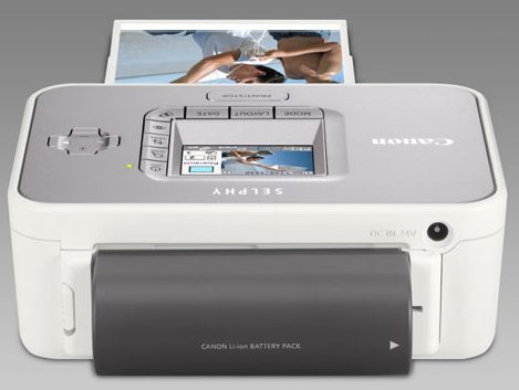 Canon Selphy CP750  Printer