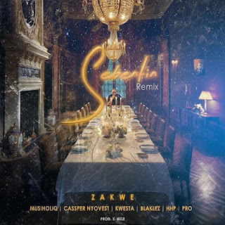 Zakwe - Sebentin (Remix) [feat. Cassper Nyovest, Kwesta, Blaklez, HHP, Musiholiq & PRO]