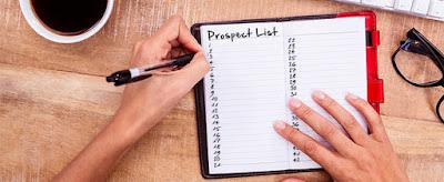 lista prospecti, start, invitatie, network marketing