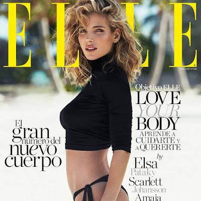 Revistas Mayo 2017 Elle