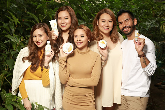 Almond Milk & Honey ambassadors