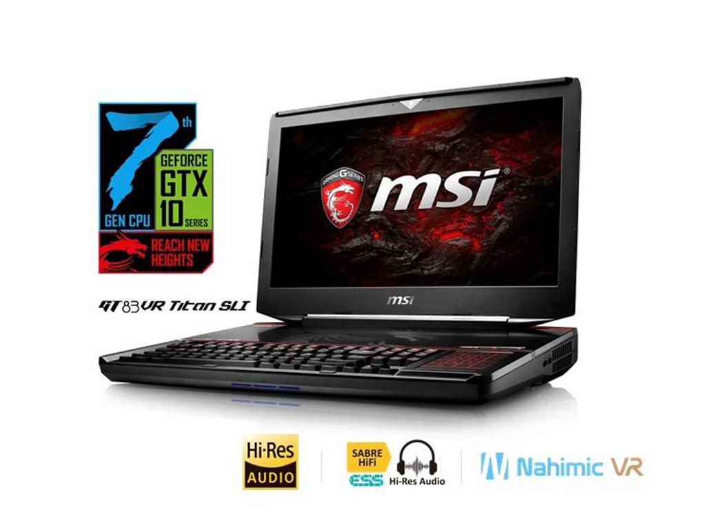 MSI implements NVIDIA GeForce GTX1050 Ti and GTX1050 graphics
