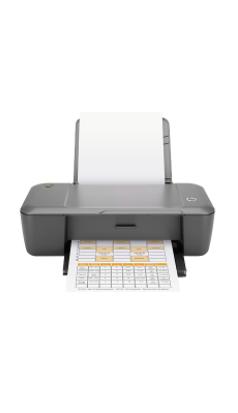 Hp deskjet 1000 j110a inkjet workgroup color printer newegg. Com.