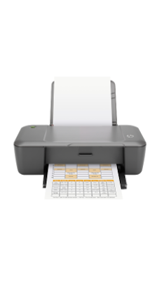 HP Deskjet 1000 - J110a Printer Installer Driver & Wireless Setup