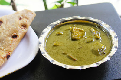 Palak Paneer Recipe With Mangalorean Touch ~ Cookery Atlas