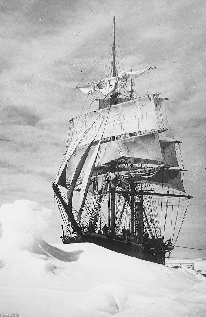 Fii ca Amundsen