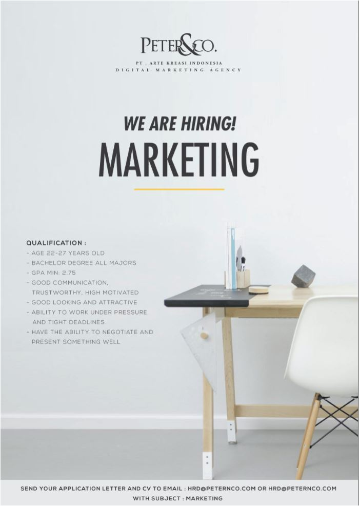 lowongan kerja internet marketing gaji digital marketing loker marketing online tugas digital marketing digital marketing adalah kerja online mengetik lowongan kerja online jobstreet