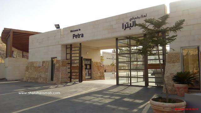 JAULAH WAFIDIN : البتراء PETRA!! (last d-day)