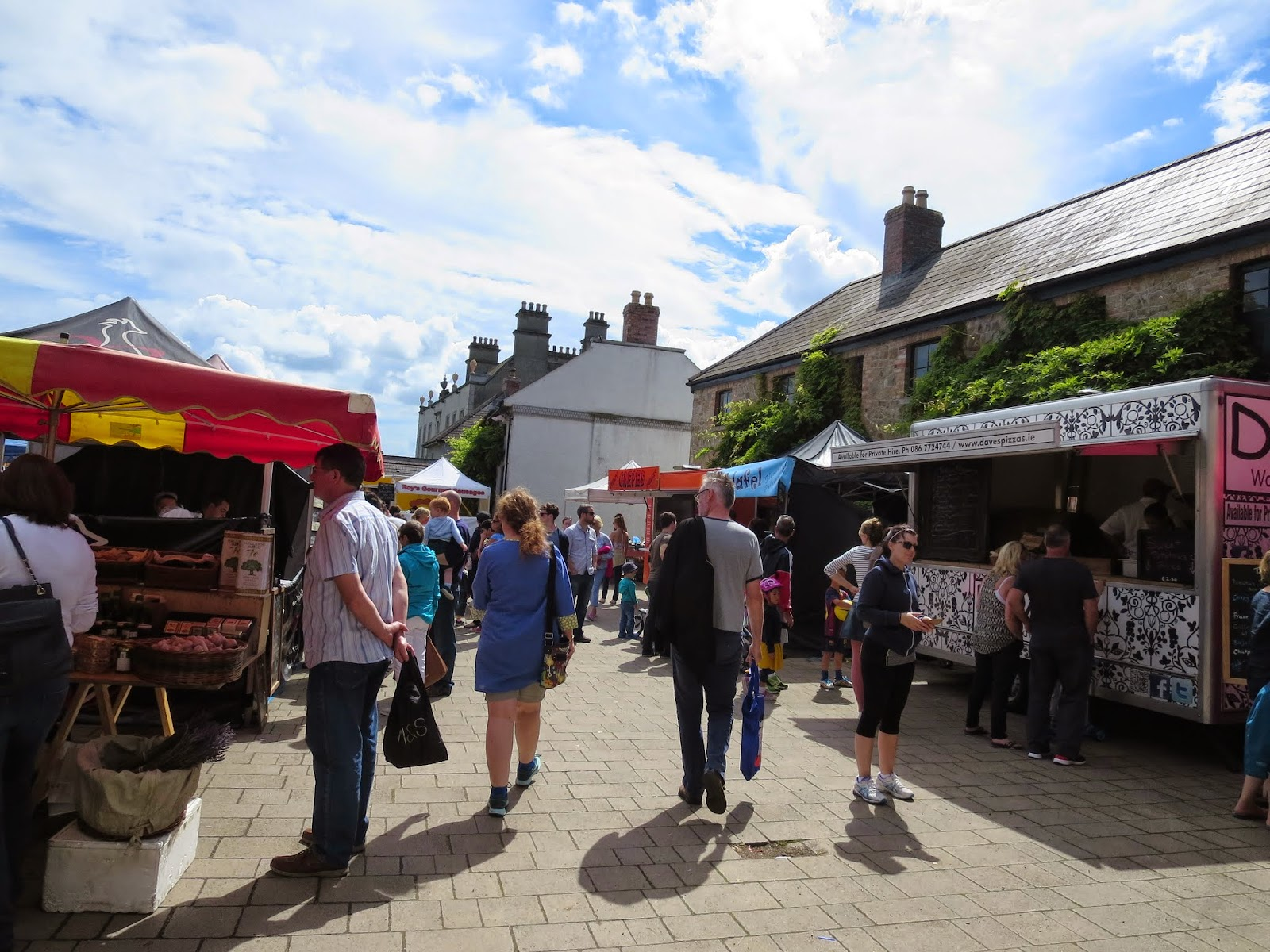 Marlay Park Saturday Food Market