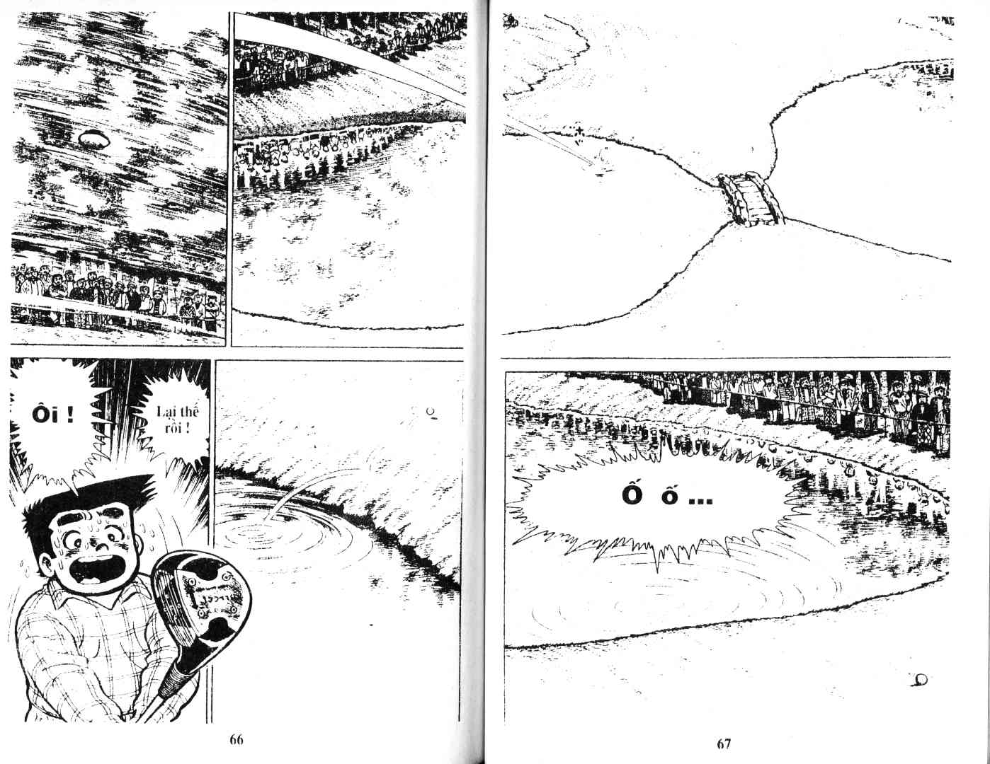 Ashita Tenki ni Naare chapter 38 trang 31