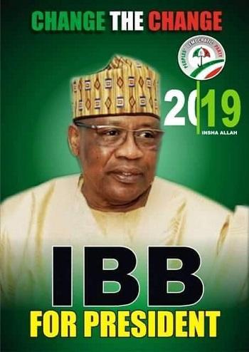 IBB, Ibrahim Babangida