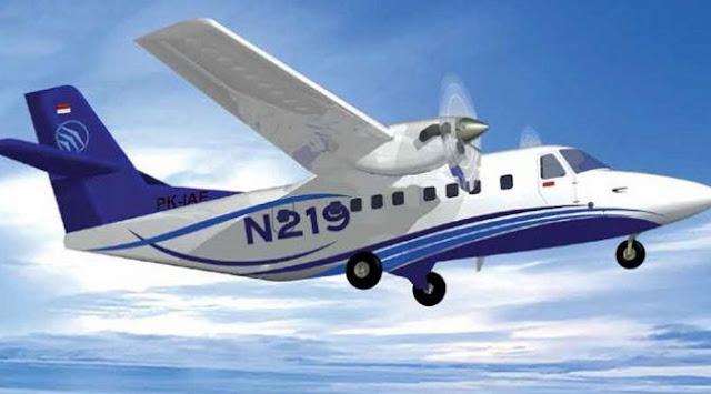 N-219, Pesawat Perintis 19 Penumpang Asli buatan Indonesia