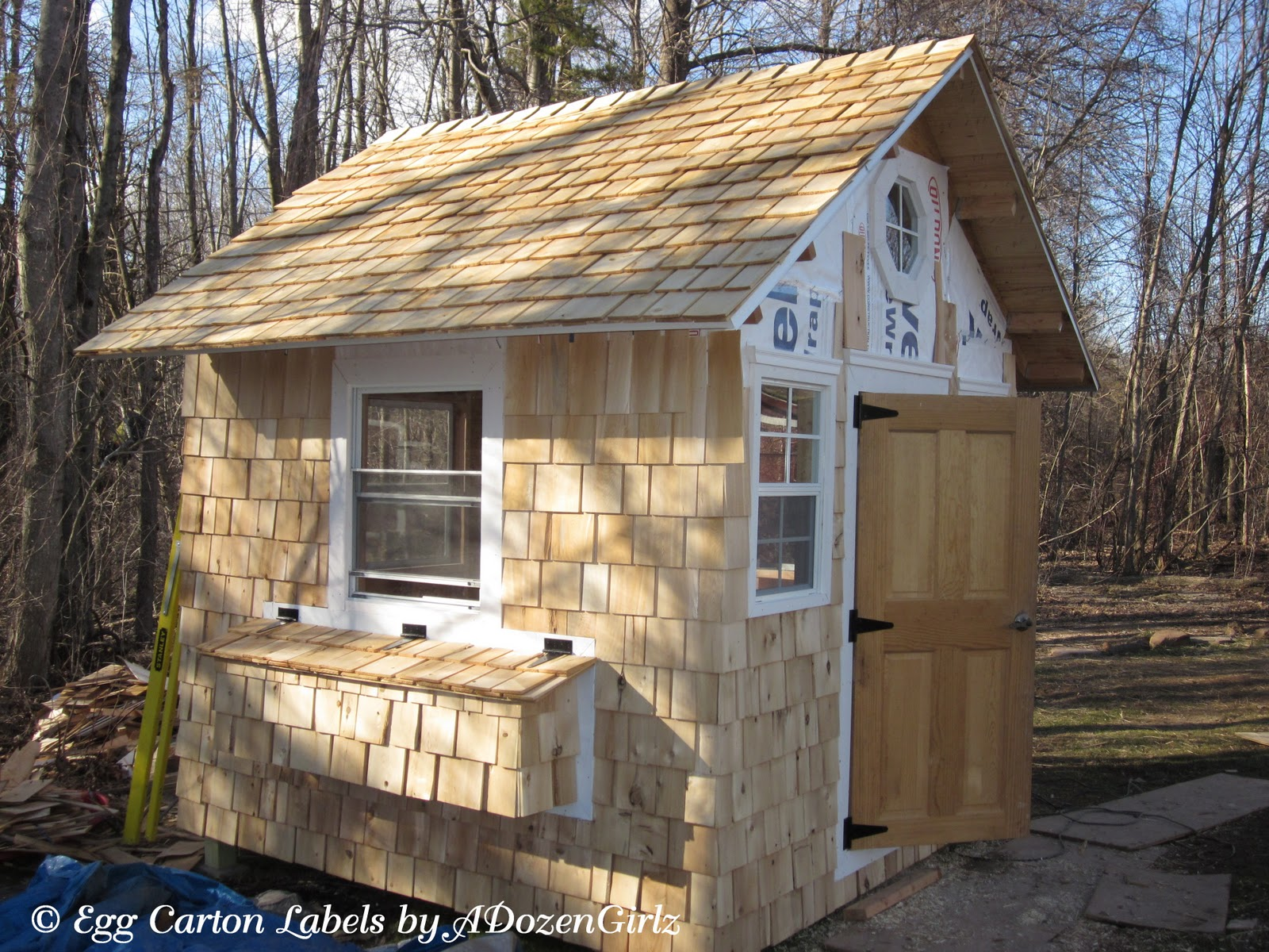 Building A Chicken Coop For Dummies The Chicken Chick Virtual Tour De Coop