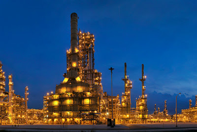 Garyville Refinery, Louisiana, USA