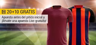 bwin promocion Roma vs Shakhtar 13 marzo