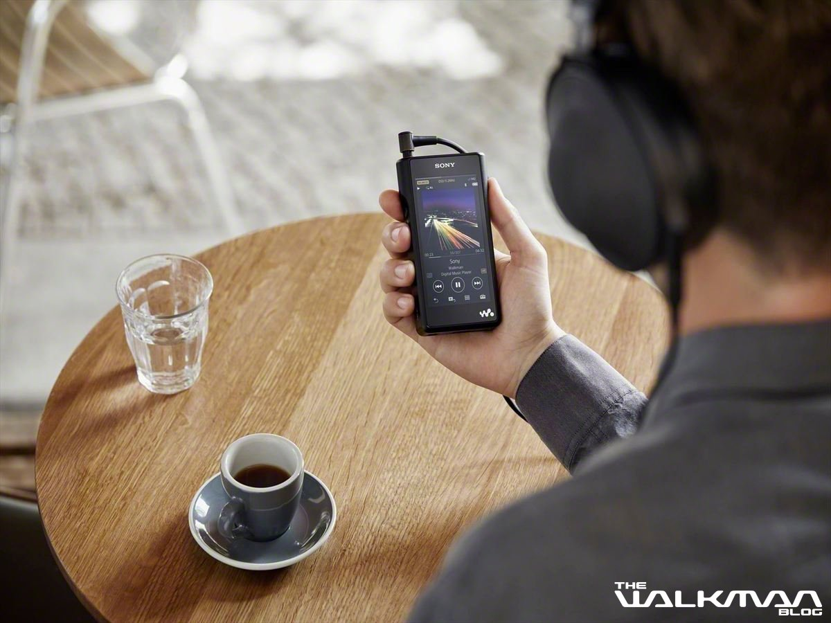 The Walkman Blog September 2016 Sony With High Resolution Audio Nw A36 Black Design Is Key While Pursuing Quality Sound Wm1z Has A Gold Plated Oxygen Free Copper Chassis Showcasing Sonys Excellence In Engineering