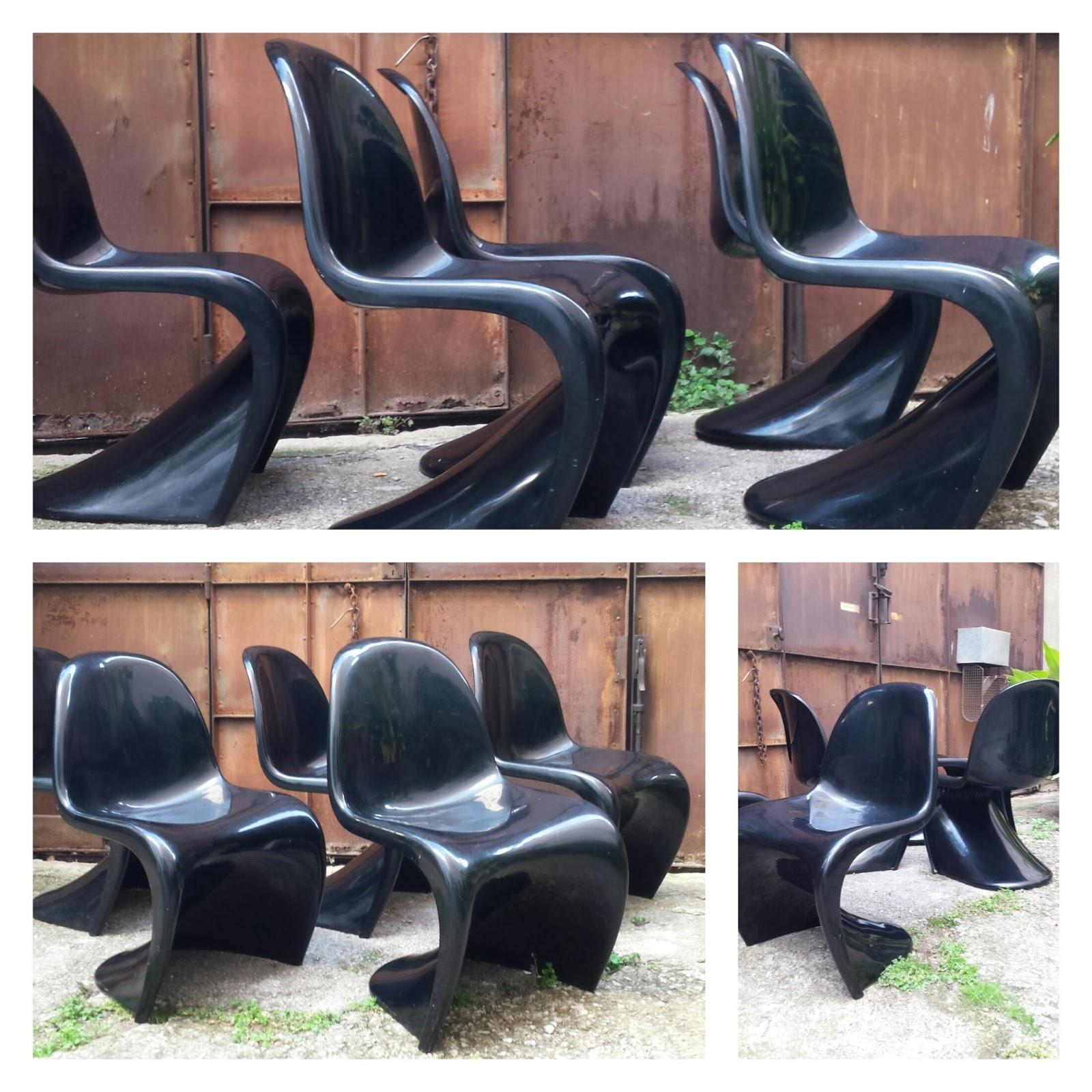 Encantsvintage sillas panton originales ref s003 - Sillas originales ...