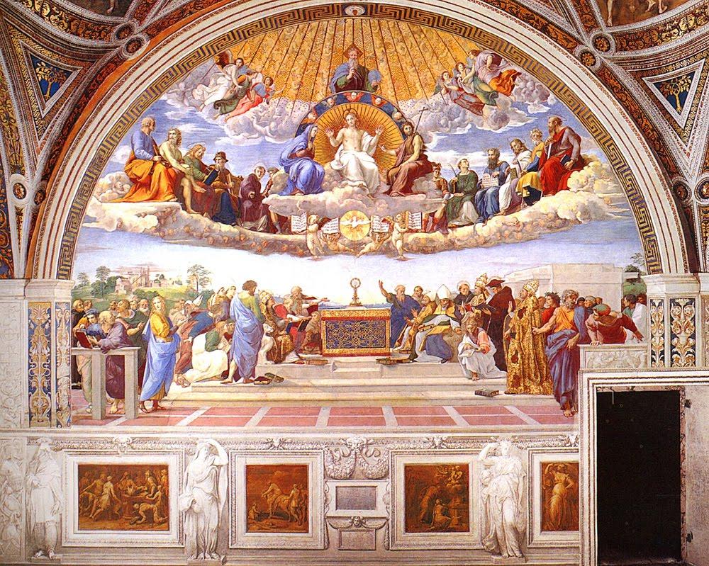 Spencer Alley: Vatican Pinacoteca