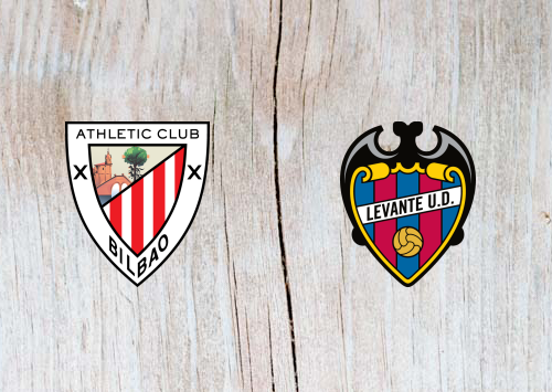 Athletic Bilbao vs Levante - Highlights 3 April 2019