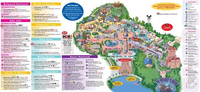 Atracciones en Disney Hollywood Studios