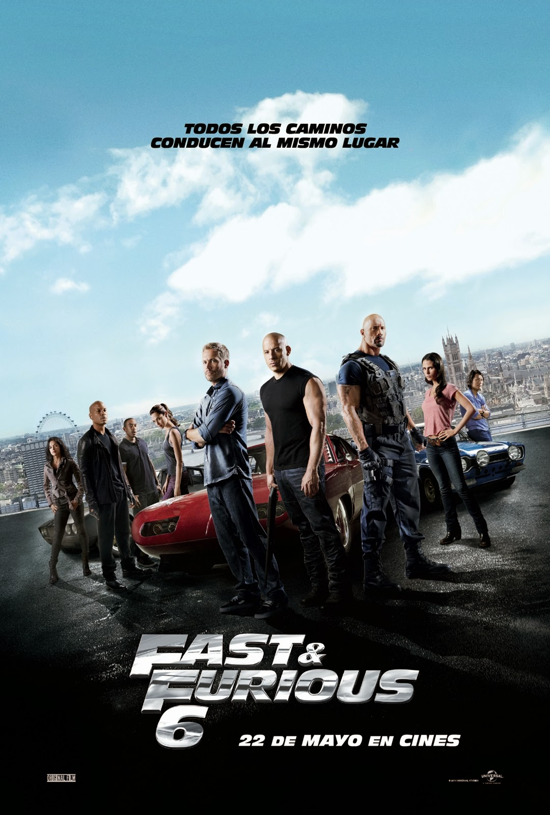 Fast and furious 6 - Cartel