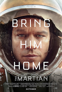 The Martian New Poster