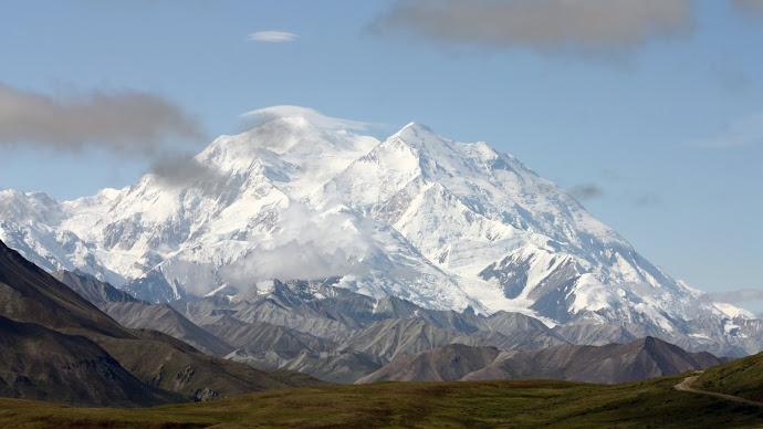 Wallpaper: Mount McKinley