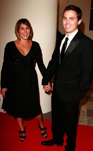 Casey Affleck Wife