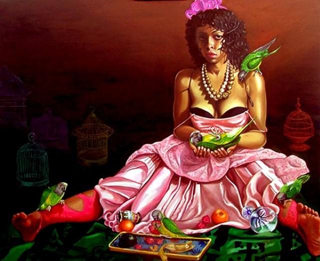 Латиноамериканская культура. Shelley Laffal 12