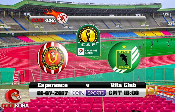 مشاهدة مباراة فيتا كلوب والترجي اليوم 1-7-2017 دوري أبطال أفريقيا