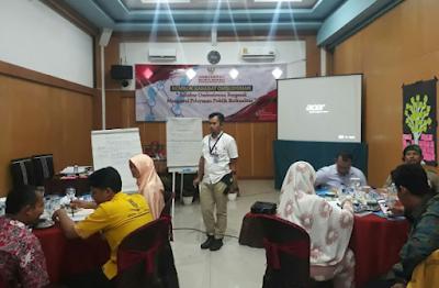 Ombudmasn Lampung Berikan Pelatihan Kepada Masyarakat Kota Metro