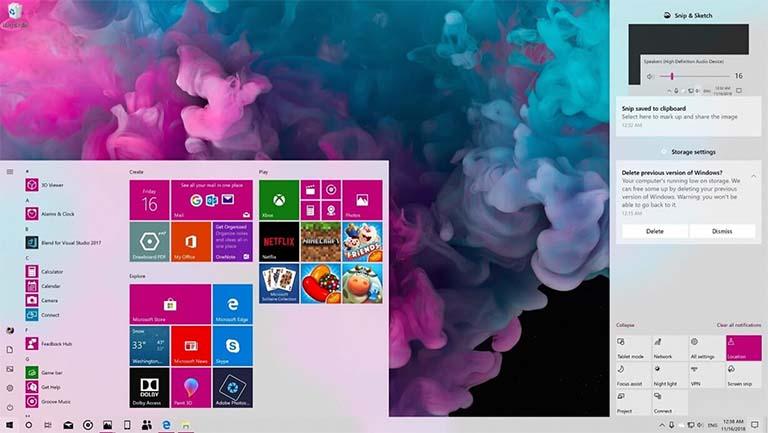 Melihat Lebih Dekat Tentang Windows 10 April 2019 Update Yang Akan Datang (19H1)