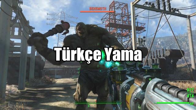 Fallout 4 Türkçe