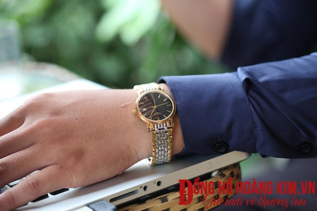 Đồng hồ nam longines L165 giá dưới 2 triệu