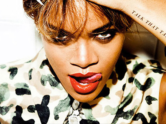Rihanna Performs 'We Found Love' on 'The X Factor' Video