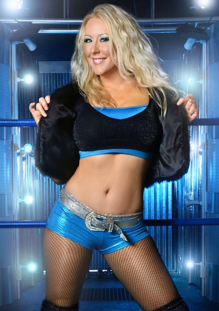 Amber O'Neal, WOW!, Women of Wrestling, wrestling