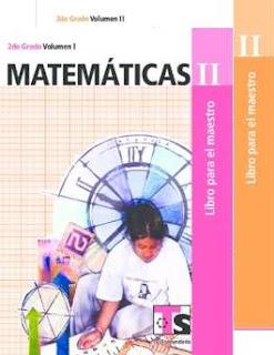 Matemáticas II Vol 1-2 Libro para el Maestro Segundo grado – PDF