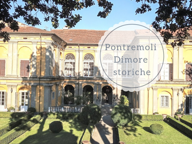 Pontremoli: Palazzo Negri - Dosi