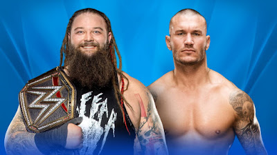 WWE Champion Bray Wyatt vs. Randy Orton