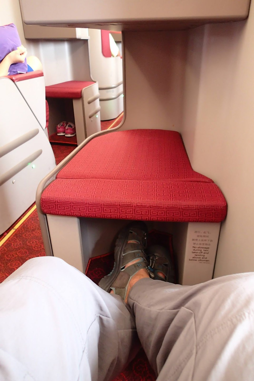 黑老闆說︱黑老闆生平第一次搭商務艙就是香港航空