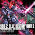 "HGUC 1/144 Blue Destiny Unit 2 ""EXAM"" - Release Info"